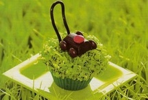 Fathers Day / Get some inspiration for all the Dads out there - you know you can't do wrong with cake :)