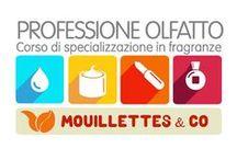 Professione Olfatto 2014 / Il primo corso italiano di specializzazione in fragranze organizzato da Mouillettes & Co in collaborazione con Accademia del Profumo