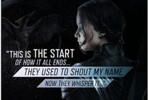 The Hunger Games ----►
