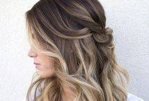 Hair & beauty / Awesome hair ideas I need to try!