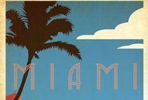 """MONA'S MIAMI SUNSET / Images d'inspiration pour la """"Mona's Miami sunset"""" - 11 Juillet 2015 - Djs: Steaw / Nick V / Eugénio / C.K /Melik"""