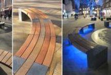 Public Realm / Public realm street furniture