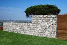 Gabion Products / Gabion street furniture products by Furnitubes.
