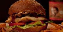 Burger, Wraps, Tacos und mehr / Vielseitige Inspiration rund um das Thema Burger und Sandwiches.