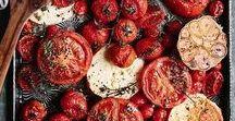 Gemüse-Rezepte / Gerichte, bei denen das Gemüse im Mittelpunkt steht.