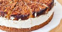 Kuchen und Torten / Egal ob schneller Kuchen oder aufwändige Torte, hier findest du alles, was das Bäckerherz begehrt.