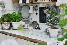 Home Inspiration: Küche / Tolle Ideen für deine Küche zu Einrichtung, Design und Organisation.