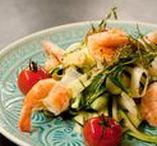 Fisch-Rezepte / Hier finden alle Fischliebhaber tolle Ideen für Gerichte mit allem aus dem Meer.