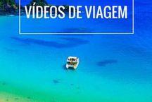 Vídeos de Viagem / Vídeos de viagem compartilhados de canais do YouTube