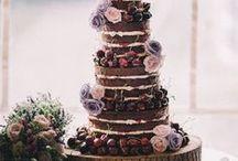 Rustikale Hochzeitstorten / Torten für die Hochzeit im rusikalen Vinatage Stil