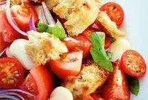 Salat / Leichte und sommerliche Salate