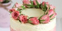 Hochzeitstorten / Torten für den schönsten Tag im Leben: die Hochzeit