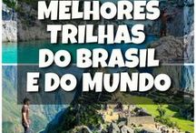 Trilhas Incríveis / Uma seleção das melhores trilhas no Brasil e no exterior