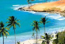 Nordeste Brasileiro / Os melhores destinos e praias da região Nordeste do Brasil #NordesteBrasileiro #Viagem #Nordeste #Brasil