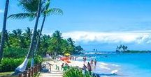 Destinos de Verão / Se você está procurando dicas de viagem para destinos no verão e com praia, dá uma conferida nesses lugares