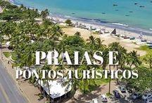 Destinos: Praia / Se fazer uma viagem para praia é o seu negócio, confira aqui os melhores destinos para curtir