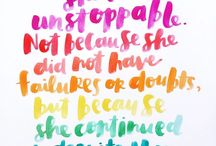Do It Yourself & Handlettering