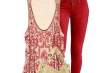 When in doubt, wear RED / by Debbie Yates