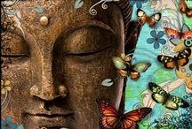 Buddhas/Deities / by Cara Lee