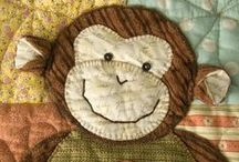 Quilted Critters / by Catherine Diane