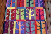 Quilted Leaves & Branches / by Catherine Diane