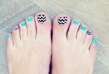 Nails...my obsession / by Marissa Garcia