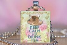 Time For Tea / by Catherine Diane