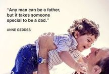 Father's Day / Dad, Dada, Baba, Papa...Whatever you're called, you're loved! / by Cord Blood Registry