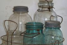 Glass & Ceramic Collectibles / by Catherine Diane