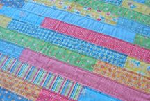 Quilted Squares/Rectangles/Stripes / by Catherine Diane