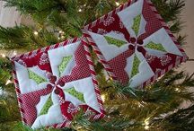 Quilted Christmas / by Catherine Diane