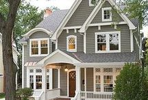 Home Style Fantasies / by Sally Jungling