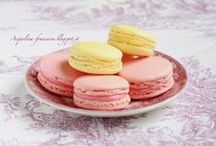macarons from my blog