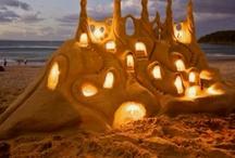Sand Sculpture / by Cara Lee