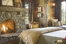 Bedroom Ideas / by Chrissie Long