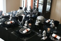 HALLOWEEN PARTY TIME / by Melissa