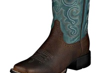 Boots / by Chrissie Long