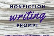 Writing Prompts / by Pure Spirit Creations