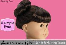 American Girl / Everything American Girl! Cute Crafts, News, Reviews & More!  For more on American Girl visit www.onesavvymom.net / by One Savvy Mom ™ onesavvymom.net
