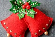 Felted Christmas / by Catherine Diane