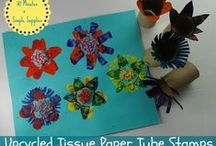 Earth Day Kids Crafts / Kids Crafts and Activities For Earth Day / by One Savvy Mom ™ onesavvymom.net