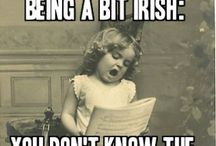 Irish / My roots