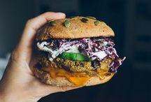 reciplease // burgers. / by Gracie Gordon