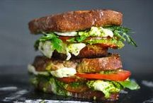 reciplease // sandwiches. / by Gracie Gordon
