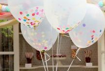 Party Inspiration / party ideas & fun details / by Amy Perry Archibald