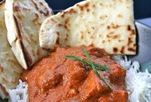 Indian/Middle Eastern Cuisine / Indian food / by Heather Estrada