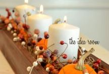 In Season: Fall Decor