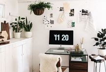 ♡ OFFICE ♡ / Joy and Michelle's office inspiration land.  / by MichelleWatts ☽
