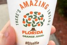 "#OJSelfie - The Collection / #OJSelfie - make it ""a thing"" and share the #AmazingInside! / by Florida Orange Juice"