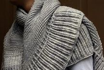 Knits and Pearls / Knitting projects